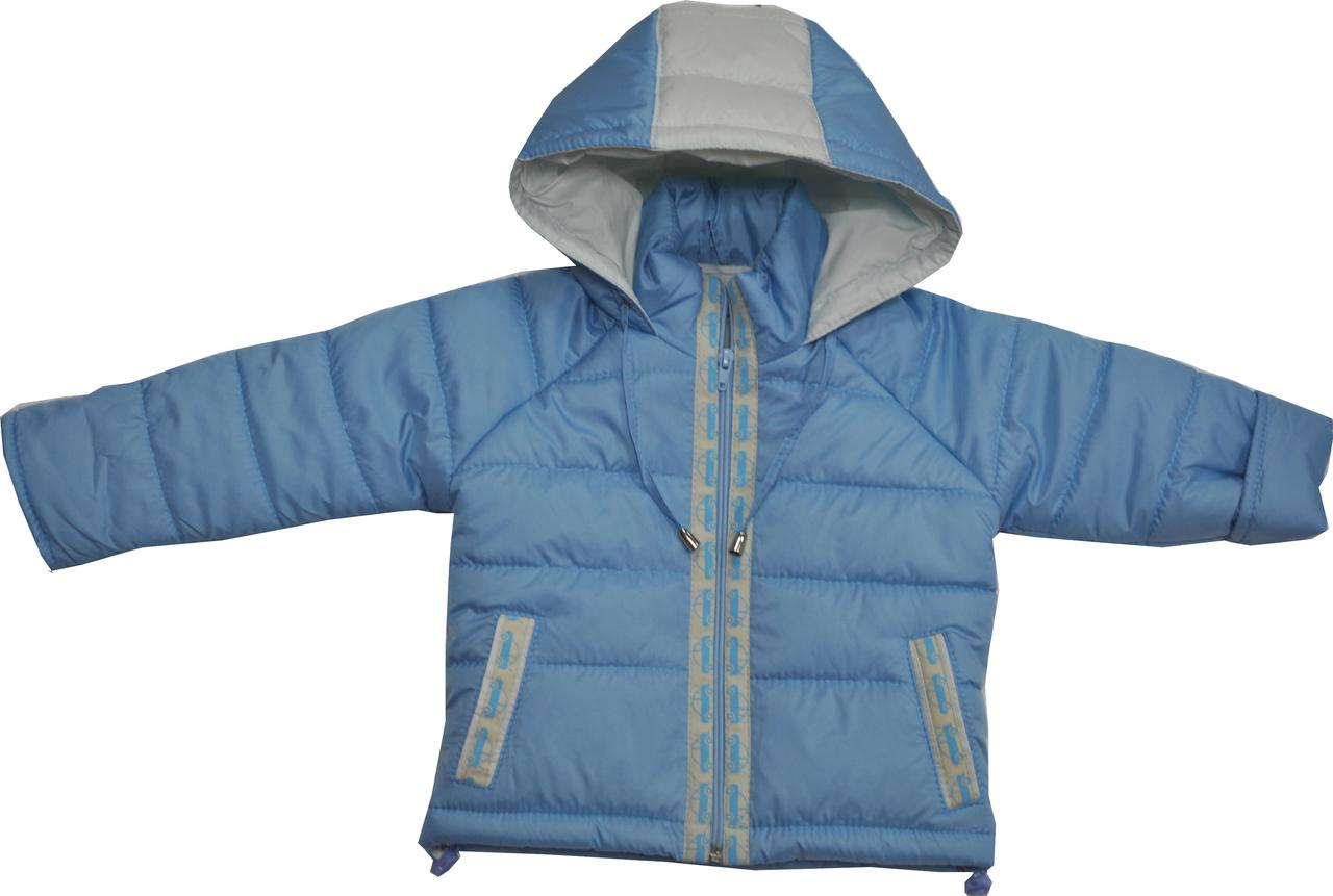 48dbc28a1e22 Куртка Антошка детская для мальчика