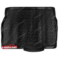 Пластиковый коврик в багажник для Opel Astra H (хэтчбек) 3/5дв 2004-2009