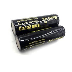 Аккумулятор Bestfire 20700 3000 mAh (50А)