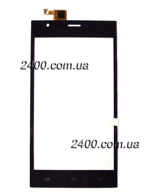 Сенсор (тачскрин) Nomi i503 (черный) для телефона