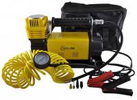 Компрессор автомобильный SOLAR AR213 10 Атм, 160 л/мин. 600Вт .двухцилиндровый