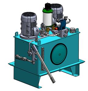 Выбор типа привода для гидростанции