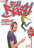 Full Blast! B1+. Workbook. Teacher's Edition