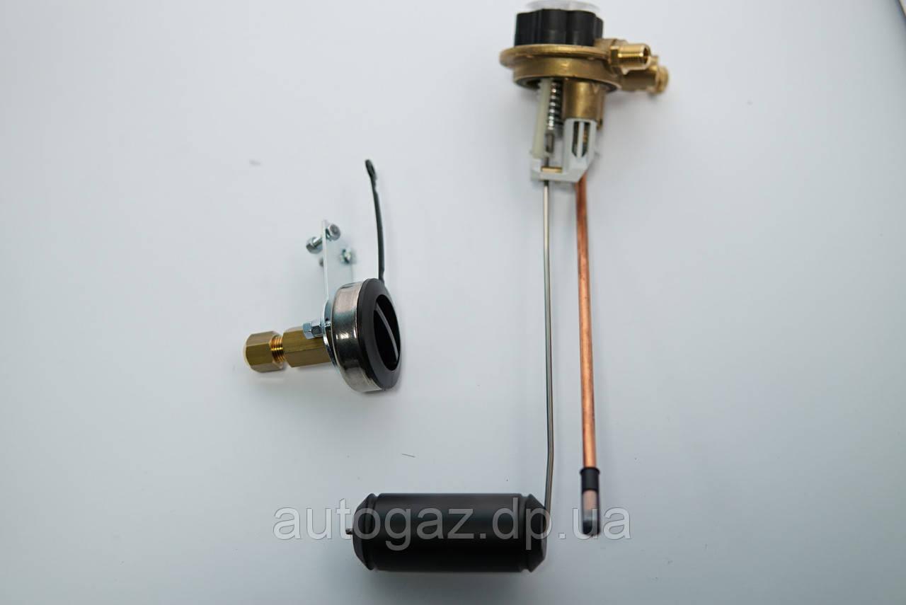 Мультиклапан с ВЗУ Tomasetto АТ00 R67-00 D400-30, кл.A, (шт.)