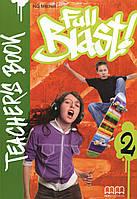 Full Blast! 2. Teacher's Book