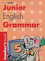 Junior English Grammar: Book 5: Teacher's Book