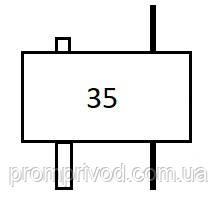 Вариант сборки редуктора 35 - купить