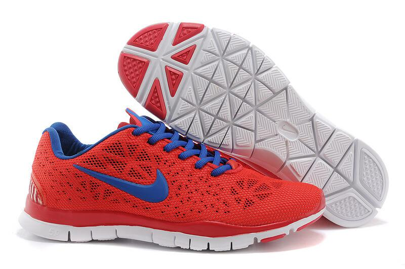 Кроссовки Nike Free TR Fit 3 Red Blue