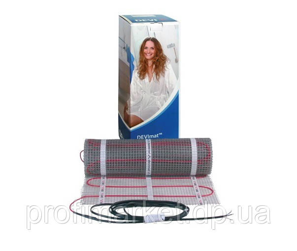 Нагревательный мат DEVIcomfort™ 150T 75 Вт 0.5 м²