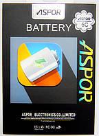 Аккумуляторная батарея Aspor BL5C (BL-5C)   для мобильных телефонов Nokia, 1200mAh