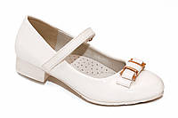 Туфли. Девочка.Белый(31)