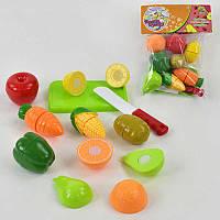 Набор фруктов и овощей на липучках 9027