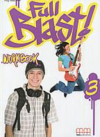 Full Blast.  Workbook 3 (+ CD)