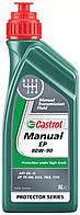Масло для механических коробок передач Castrol Manual EP 80w90 GL-4 1л