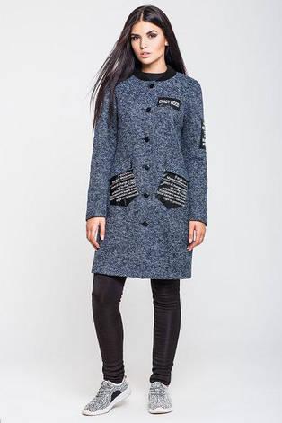 Пальто жіноче кашемірове - купити   ODUVANCHYK  3b44732aea955