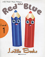Little books. Level 1. Red and Blue (+ CD)