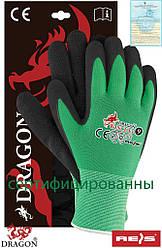 Перчатки защитные утепленные, проклеенные WINCUT3 ZB