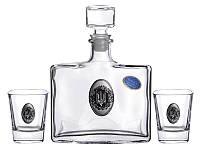 Набор для водки Franco Тризубец 3 предмета , 316-960