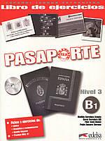 Pasaporte 3. Libro del ejercicios B1 (+ CD)