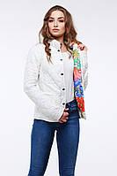 Стильная двухсторонняя женская куртка Рима, р-ры 44, 46, 48, 50, 52