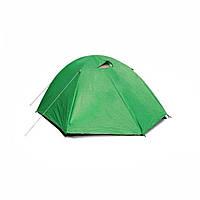 Палатка туристическая трехместная с тентом Shengyuan 007: 2х2х1,35 м