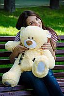 Большой плюшевый медведь 80см. Тедди разные цвета (плюшевый мишка, мягкая игрушка)