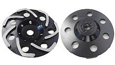 Диск шліфувальний 150 мм. для Hilti DG150.  Алмазная чашка. Фреза алмазная шлифовальная 150 мм.