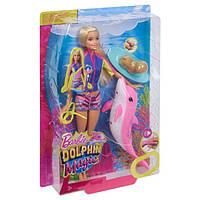 """Тoydico. Игровой набор Barbie """"Подводное плавание"""" м/ф """"Barbie: Волшебные дельфины"""" (FBD63)"""
