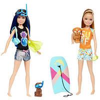 """Тoydico.  Набор """"Сестричка Barbie с питомцем"""" из м/ф """"Barbie: Волшебство дельфинов"""" в асс. (2) (FBD68)"""