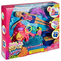 """Тoydico.  Игровой набор """"Сокровища океана"""" из м/ф """"Barbie: Волшебство дельфинов"""" (FCJ29)"""