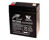 Аккумулятор Ritar RT1245,12V 4.5Ah  AGM