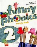 Funny Phonics 2. Activity Book (+ CD)