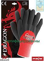 Перчатки защитные утепленные, проклеенные WINHALF3 CB