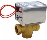 Трехходовой клапан серии hl-g (затворные) HL-G3