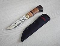 """Охотничий нож """"Grand Way"""" с гравировкой"""