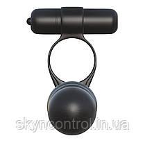 Вибронасадка с анальным фаллоимитатором и вибрацией Posable Partner Double Penetrator, фото 2