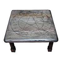 Алтарный столик Рунный круг