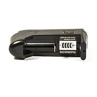 Зарядка для аккумуляторов (18650, 14500, 16340, CR123A)