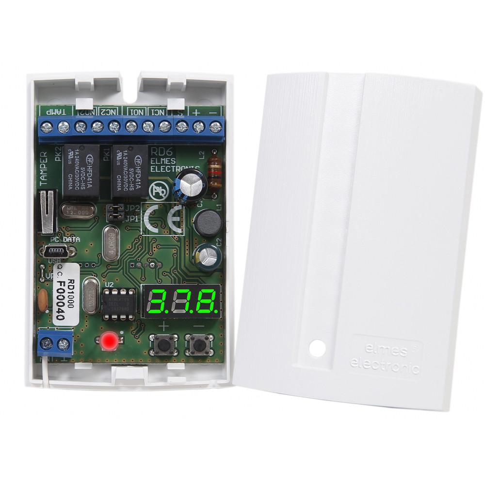 Двухканальный приемник Elmes Electronic RD448