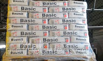 Клей для плитки Baumit Basic 25кг