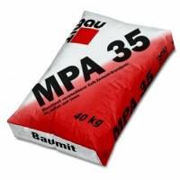 MPA-35 цементно-известковая штукатурная смесь для наружных работ 25кг