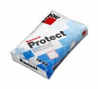 Baumit Protect минеральная гидроизоляционная смесь Однокомпонентная, эластичная, водо-морозостойкая, паропрони