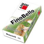 Baumit FinoBello белая сухая гипсовая финишная шпаклевка для внутренних работ