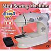 Швейная машинка 201 Mini Sewing Machine, фото 5