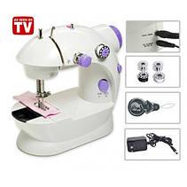 Мини швейная машинка 4 в 1 Mini Sewing Machine, фото 3