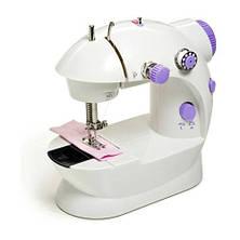 Мини швейная машинка 4 в 1 Mini Sewing Machine, фото 2