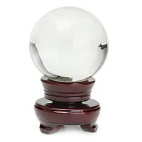 Хрустальный шар 20 см, фото 1