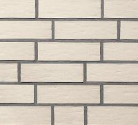 Клинкерная плитка Roben Oslo Жемчужно-белый рифленый, фото 1