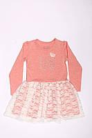 Платье с шифоновой юбкой Breeze оптом (104 -128), фото 1
