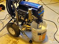Graco Mark V малярно-штукатурный аппарат